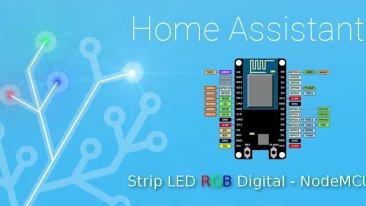 Come realizzare una striscia led WiFi programmabile con un NodeMCU