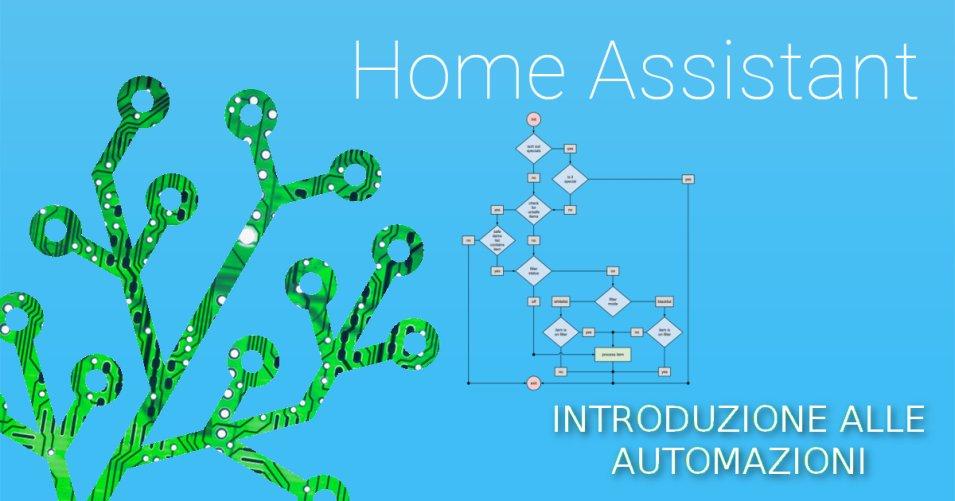 Home Assistant - Introduzione alle Automazioni