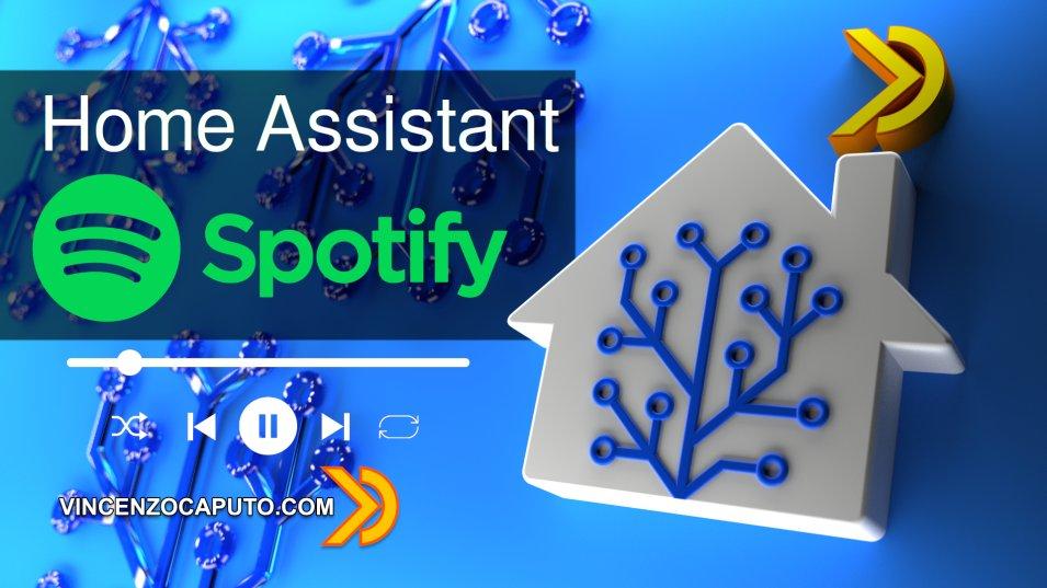 Integrare le playlist di Spotify in Home Assistant