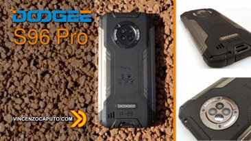 DOOGEE S96 Pro - il Rugged Smartphone con visione notturna!