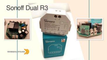 Sonoff Dual R3 WiFi - la nostra Recensione