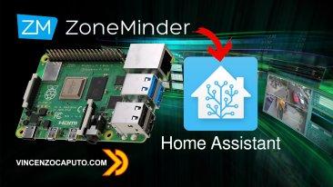 Zoneminder - NVR free su Raspberry e integrazione su Home Assistant