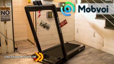 Mobvoi Treadmill - il tapis roulant bluetooth con supporto per Smartphone