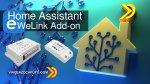 eWeLink e Sonoff su Home Assistant - integrazione ufficiale - come fare!