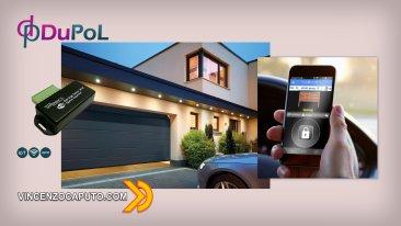 DuPol DP Door-i - Apri garage e cancelli WiFi Smart e controllo accessi