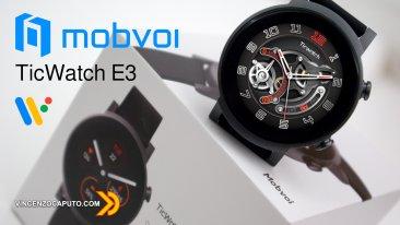 TicWatch E3 - uno Smart Watch Top gamma con un occhio al prezzo!