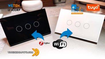 Placche Smart senza neutro e con deviazione RF? Da oggi si può!