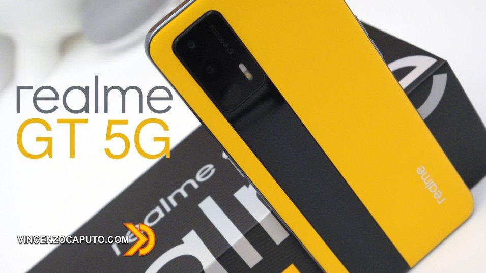 Realme GT - Smartphone Top ad un prezzo per tutti!