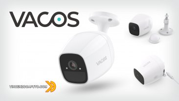 Vacos Cam SE la cam economica a batteria True Wireless
