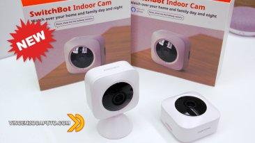 SwitchBot Indoor Cam - La famiglia si allarga con la videosorveglianza