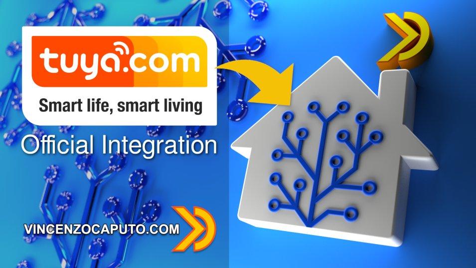 Tuya Smart ed Home Assistant - rilasciata oggi l'integrazione ufficiale