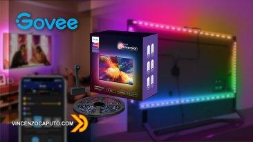 Govee Immersion TV - Ambilight fai da te funzionale ed economico!