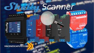 Shelly Scanner - un'ottima app di Antonino Flaccomio