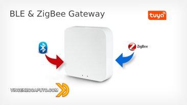 ZigBee, Bluetooth Low Energy e WiFi in un piccolissimo Bridge by Zemismart