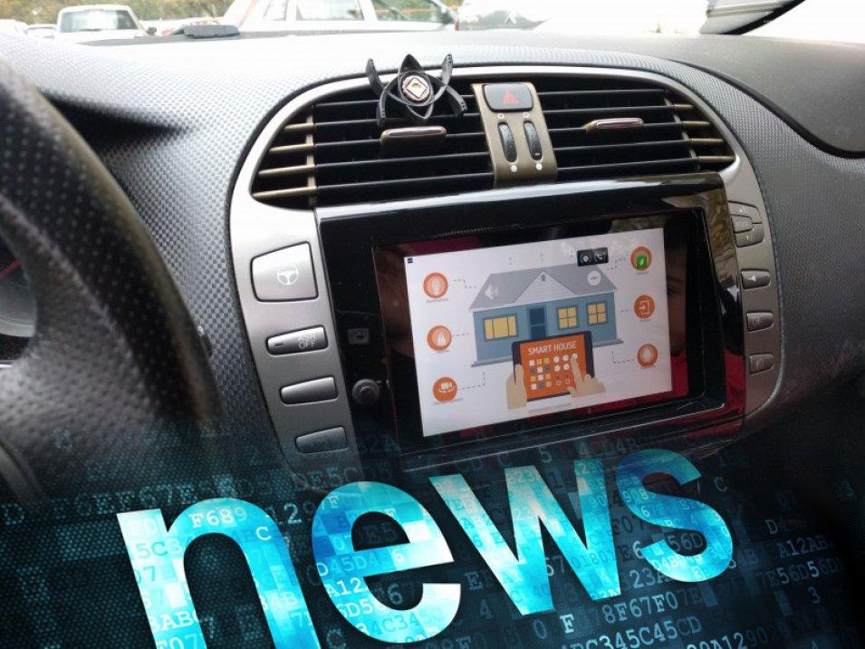 Agg. Android in auto - lettura automatica news del giorno