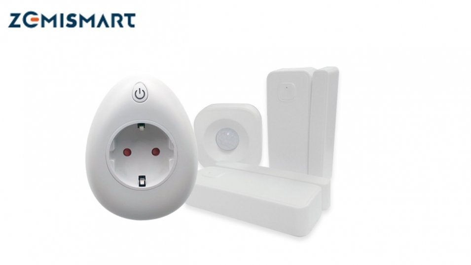 Home Kit security by Zemismart